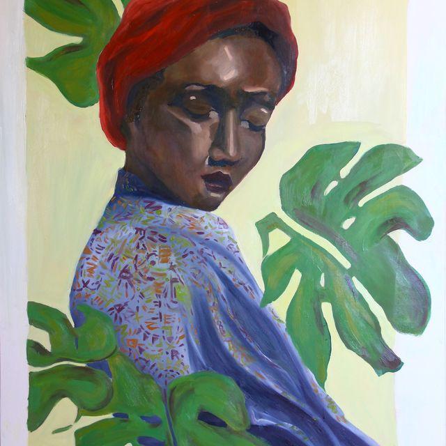 image: Portrait Serie. 1 by gamusire