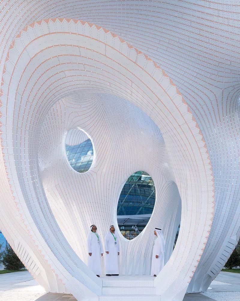 image: MARC FORNES by designboom