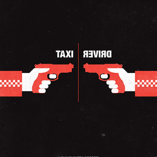 image: Taxi Driver by Saracho