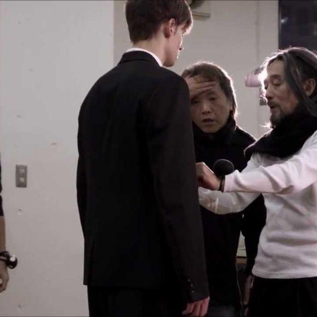 video: Yohji Yamamoto talks about his work by tommyookikuma