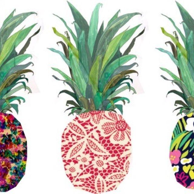 image: Pineapple by yellownudemarine