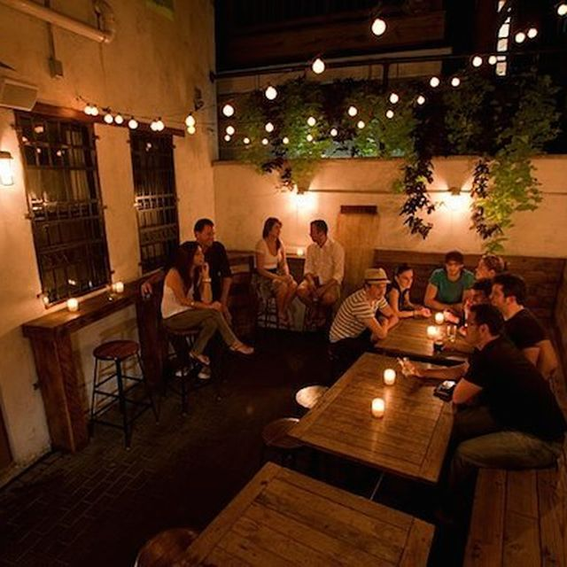 post: The 15 Best Bars With Backyards In NYC: Gothamist by middleoftheatlantic