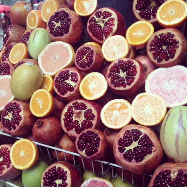 image: FRESH FRUIT! by crisall