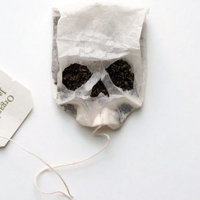 image: Skull Tea-Time by danielgc