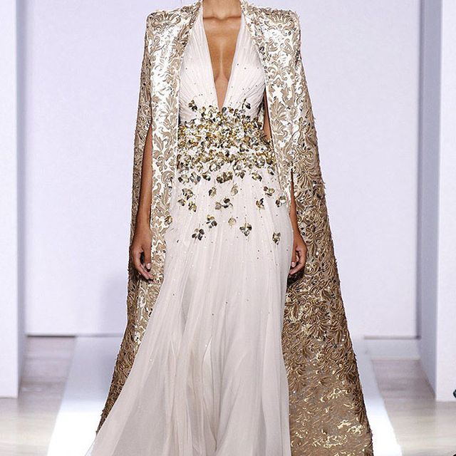image: Zuhair Murad Haute Couture Spring/Summer 2013 by ingridfabre