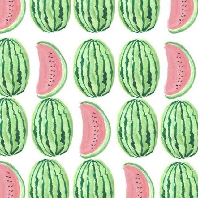image: Watermelon print by xerryberry