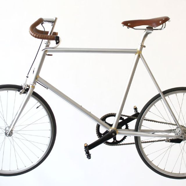 image: afteroom bikes with golden brass welds by victoriakratoch