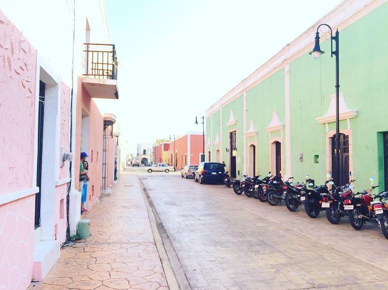 image: Fell in love with this beautiful place! ?.....#mexico #mexicotravel #mexicoinmypocket #vivamexico #mexicolors #mexico_maravilloso #yucatan #yucatanturismo #fubiztravel #ig_color #ig_shotz #ig_mexico #ig_latinoamerica_ #travel #travelgram #travelingra by majolophoto