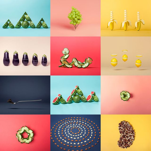 image: Goodforks Fruit Images by Marion Luttenberger by pattercoolness