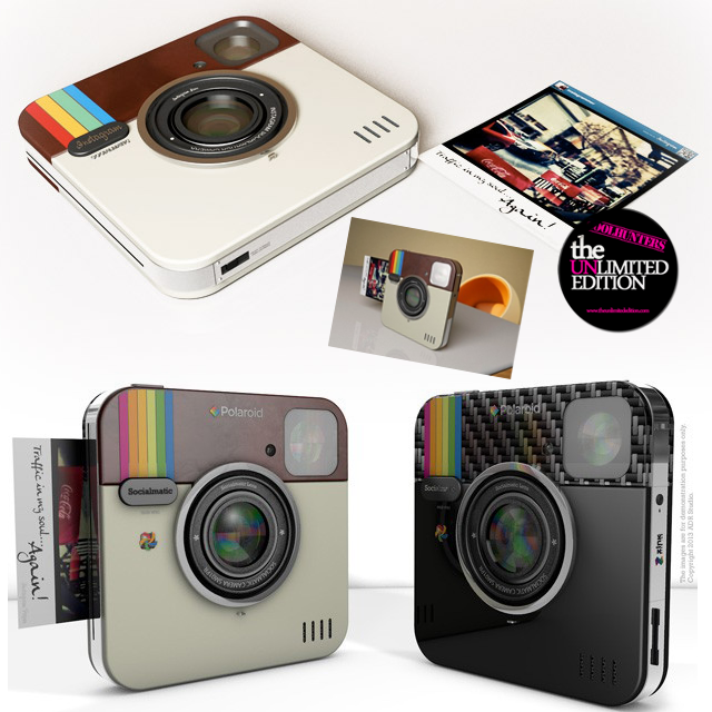 image: Polaroid Socialmatic by theunlimiteds