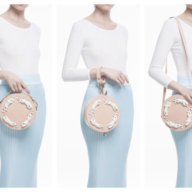 image: ANDRES GALLARDO: BAGS WITH PORCELAIN by roiporto