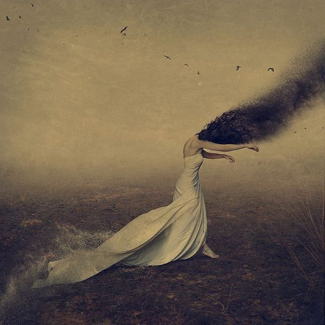 image: I have been doing a lot of soul-searching lately regarding the new series I am going to begin work on in December. I have spent hours testing my courage and redefining what my work might look like - and even more hours asking myself hard questions that... by brookeshaden