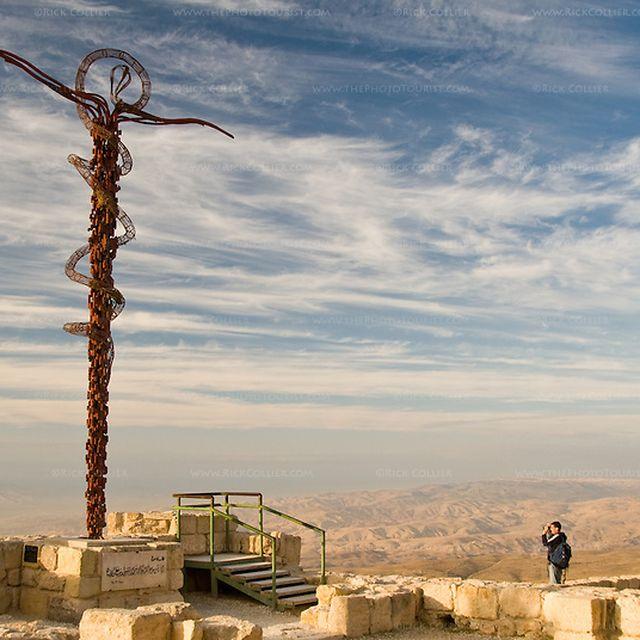 image: 5 places of Jordan with Mount Nebo by ObeidatOlivia