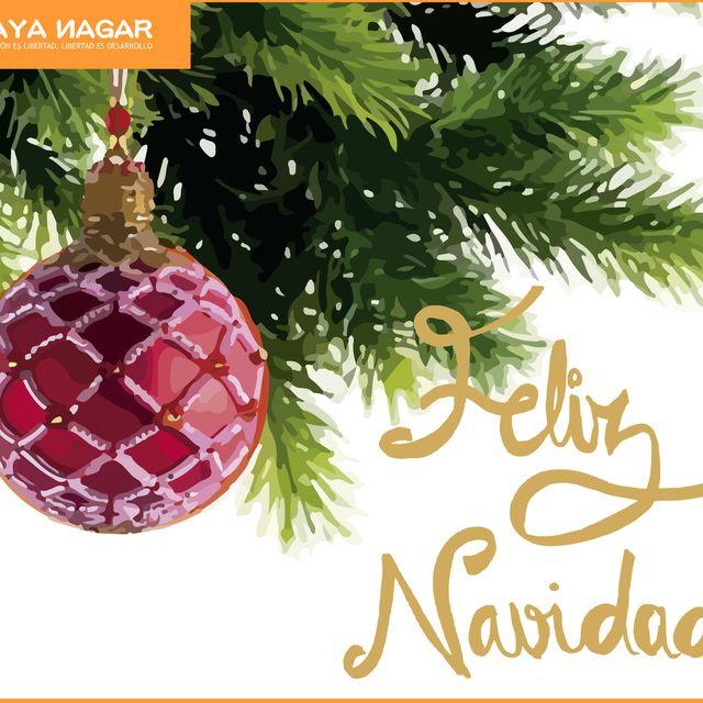 image: FELIZ NAVIDAD by nayanagar