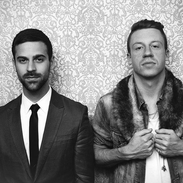 image: Macklemore & Ryan Lewis by sermonroy