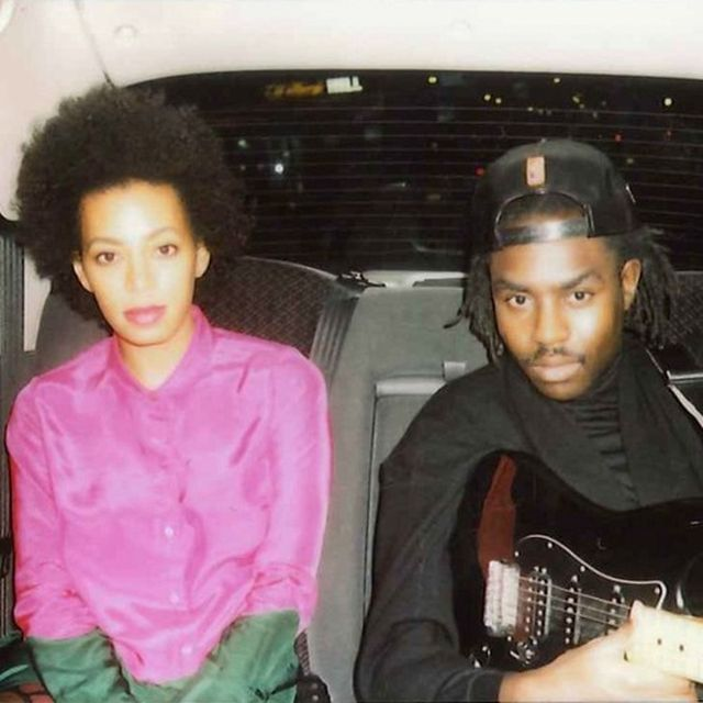 music: Black Cab Sessions - Solange by ormenog
