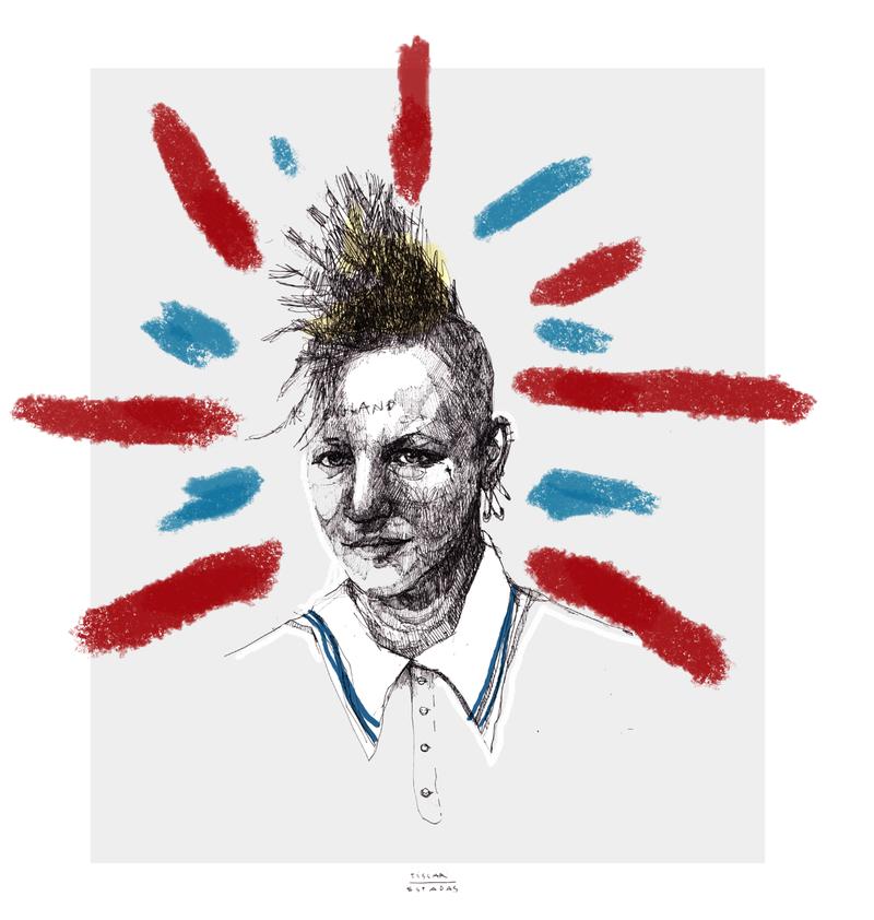 image: i'm a punk by tiscarespadas