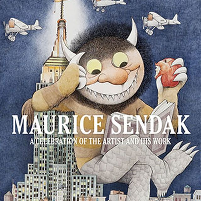 image: Maurice Sendak: Lessons on Art, Storytelling, and Life by leolo