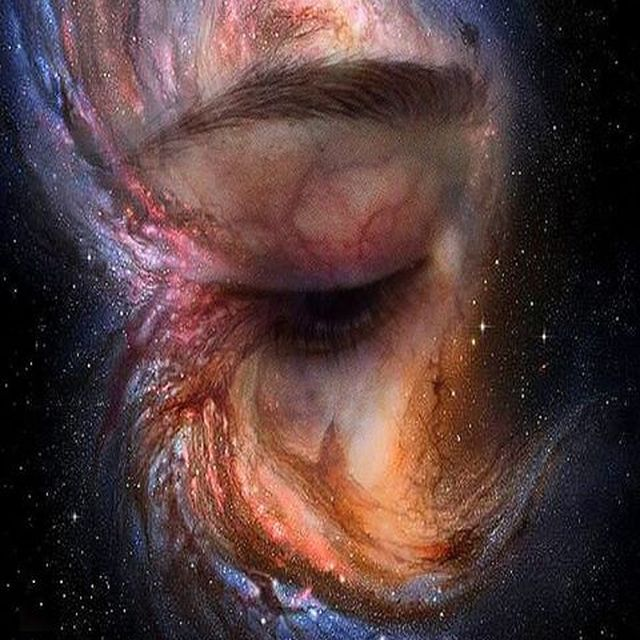 image: Art. By cutsad.  Photo Unknown  texture galaxy... by cutsad