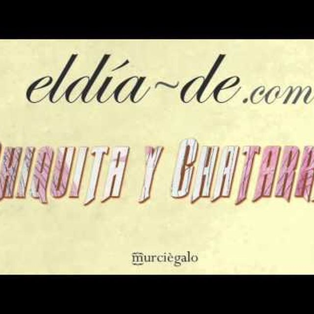 video: el día de Chiquita y Chatarra (17-03-2014) by discoshumeantes