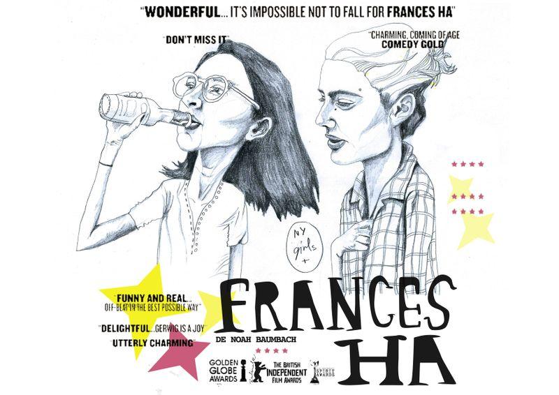 image: FRANCES HA by clarasantos
