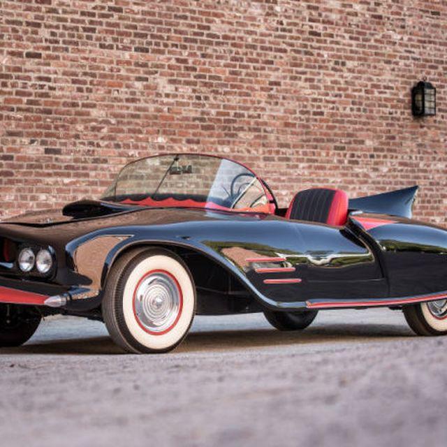 image: Official Batmobile by excellentmilkshakes