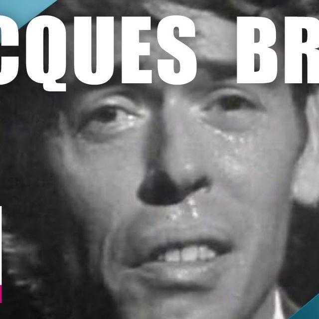 """video: Jacques Brel - """"Ne me quitte pas"""" by lidia_anton"""