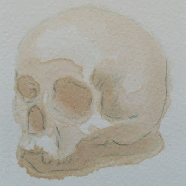 image: Whisky Skull 1 by briandonnelly