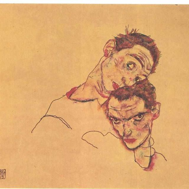 image: Egon Schiele by tirso