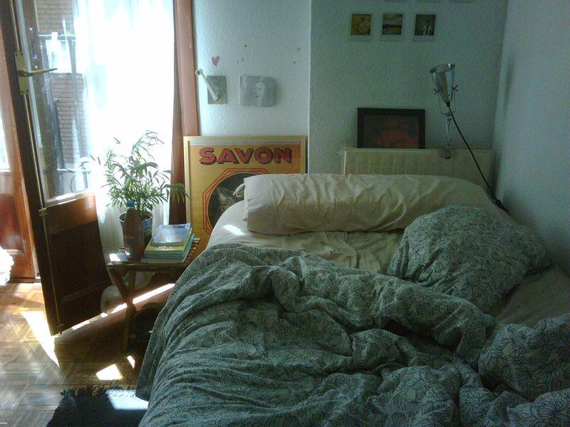 image: #22 Diego Etxeberria   My Unmade Bed by alvarodols