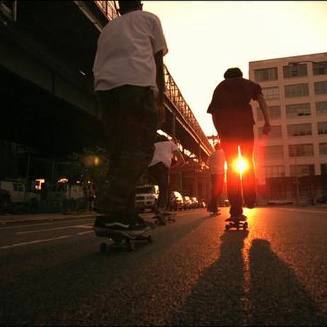 video: 8 HOURS IN BROOKLYN by luciaode