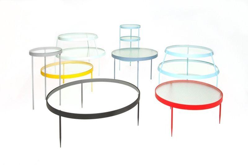 image: 'PINA' Side Tables | Schneider Colao by martinvazquez