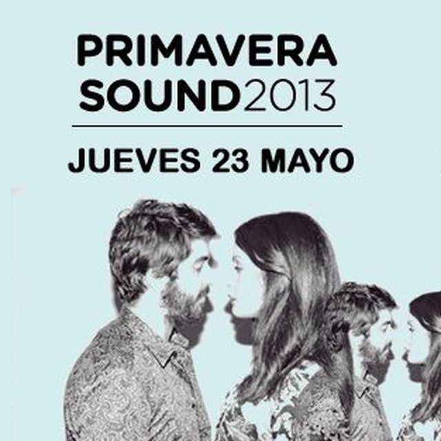 image: Jueves 23, Primavera sound 2013 by familiadelarbol