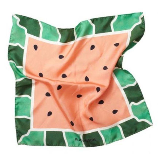image: Watermelon handkerchief by mordovas
