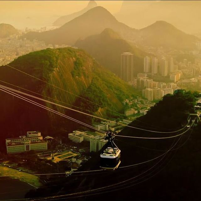video: Time of Rio by Saracho