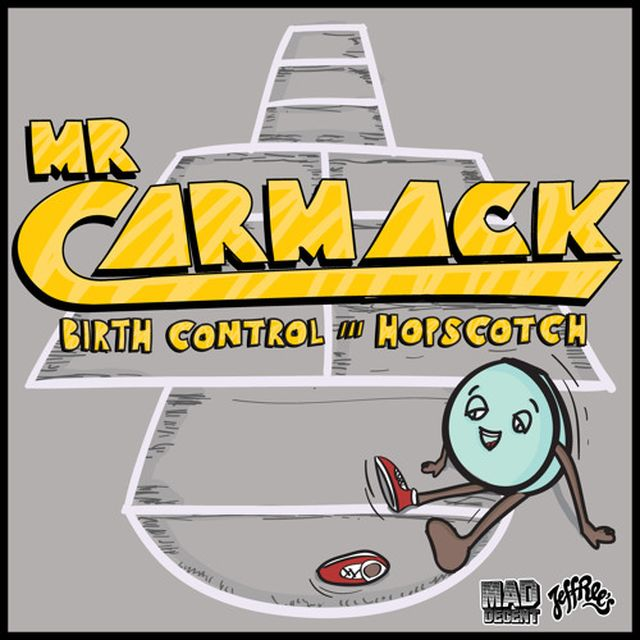 music: Mr.Carmack - Birth Control / Hopscotch (JEFF053) by pistachochandon