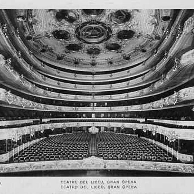 image: Liceu Barcelona by rosabcn