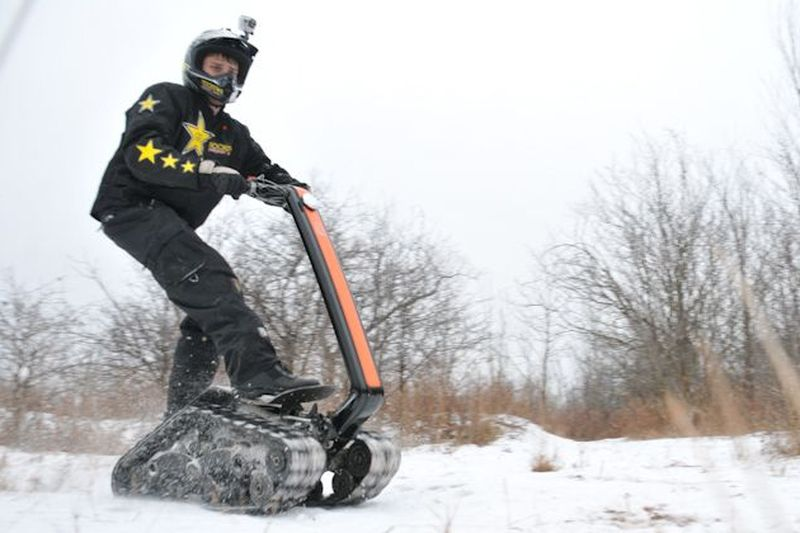 image: All Terrain DTV Shredder by andy-rice
