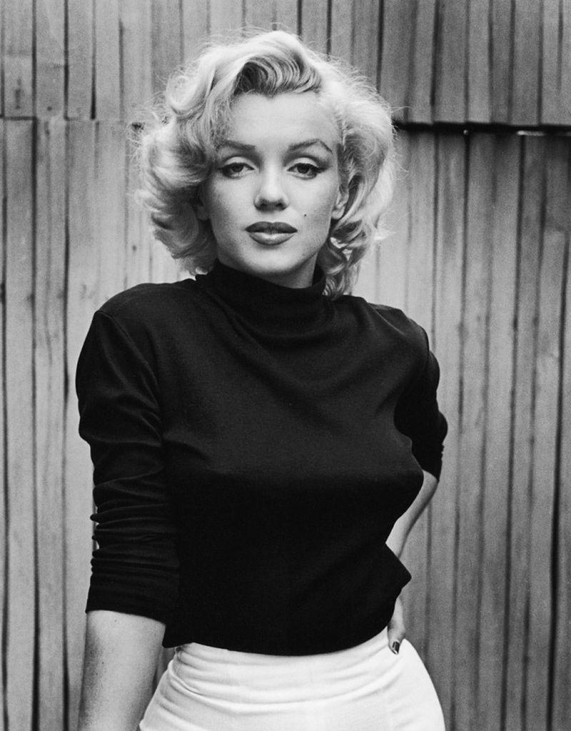 image: Marilyn Monroe by trevi