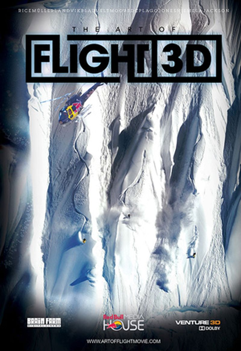 image: The Art of Flight 3D by Bwater