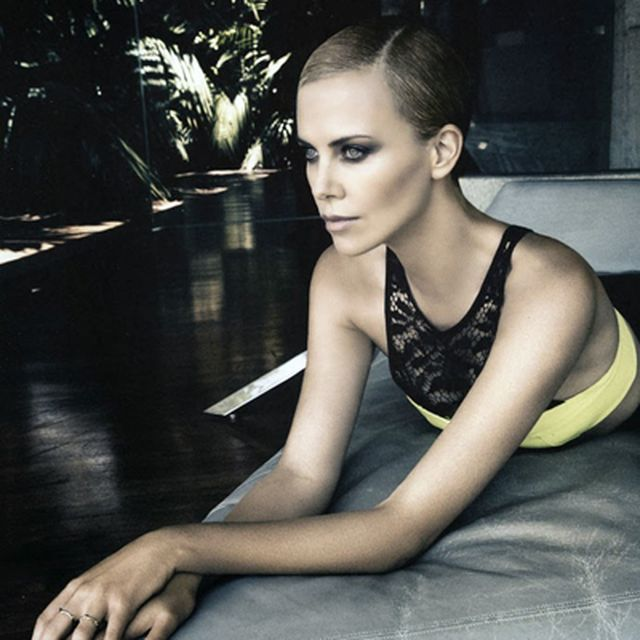 image: Charlize Theron by Patrick Demarchelier for Dior Mag by fashionnet