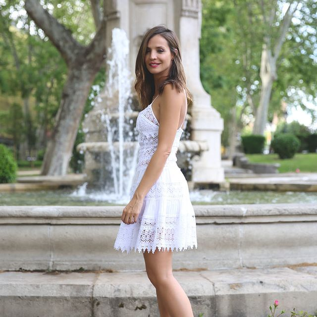 image: white summer dress looks - Lady Addic by lady_addict