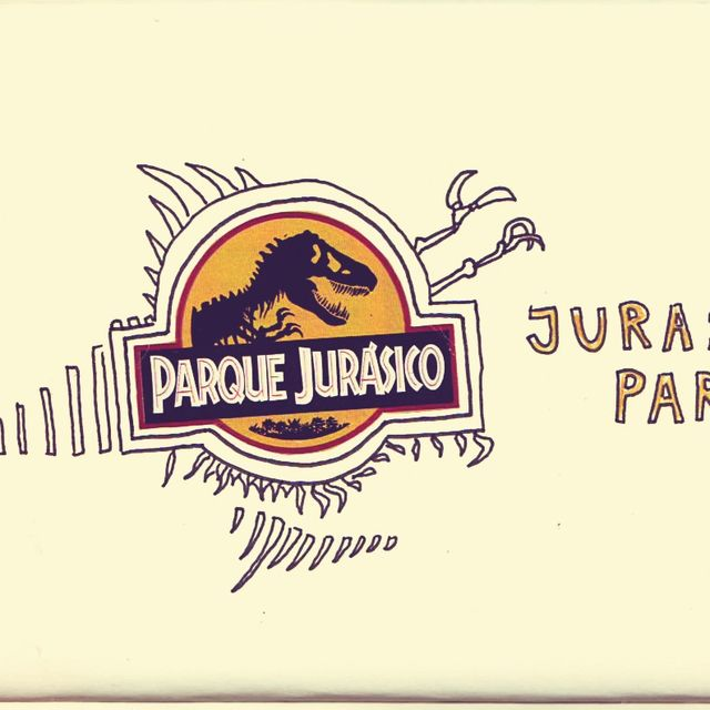image: Jurassic Park by catsdontfly
