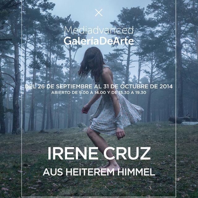 image: Aus heiterem Himmel Exhibition - Mediadvanced by irenecruz